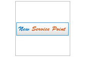 new service point logo